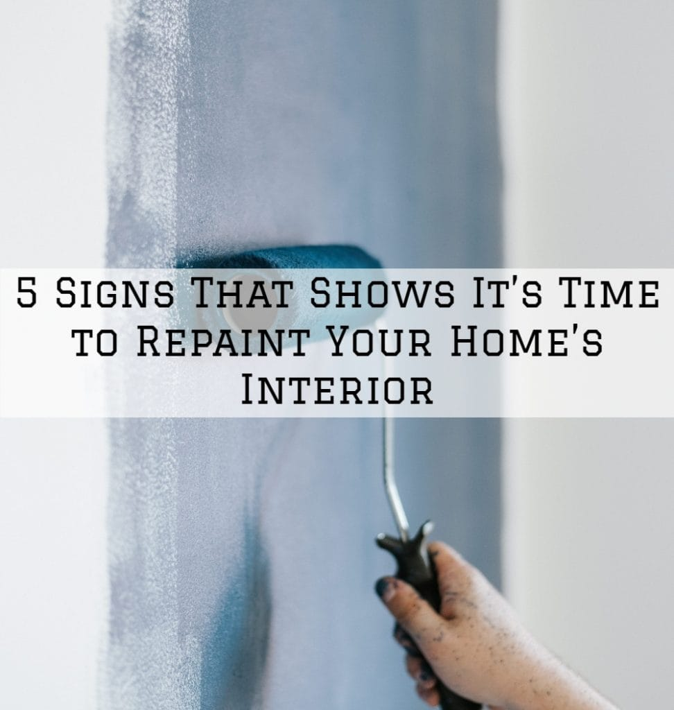 exterior home repainting
