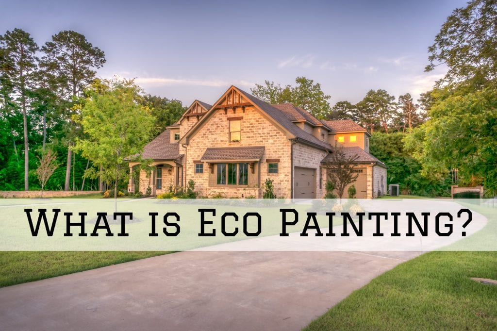 What Is Eco Painting