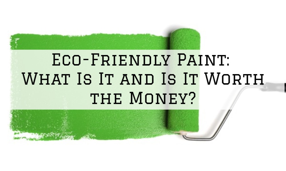 eco-friendly paint