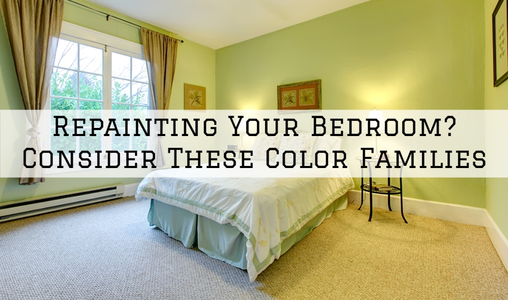 repainting your bedroom