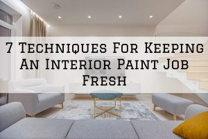 Interior Paint Fresh