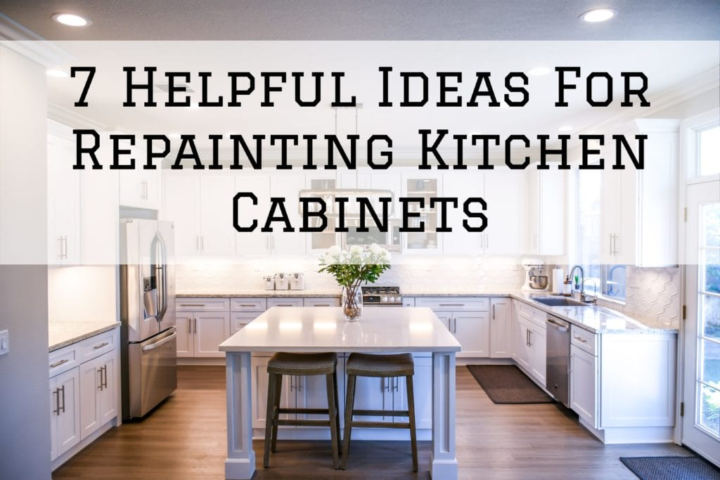 Helpful Repainting Cabinets