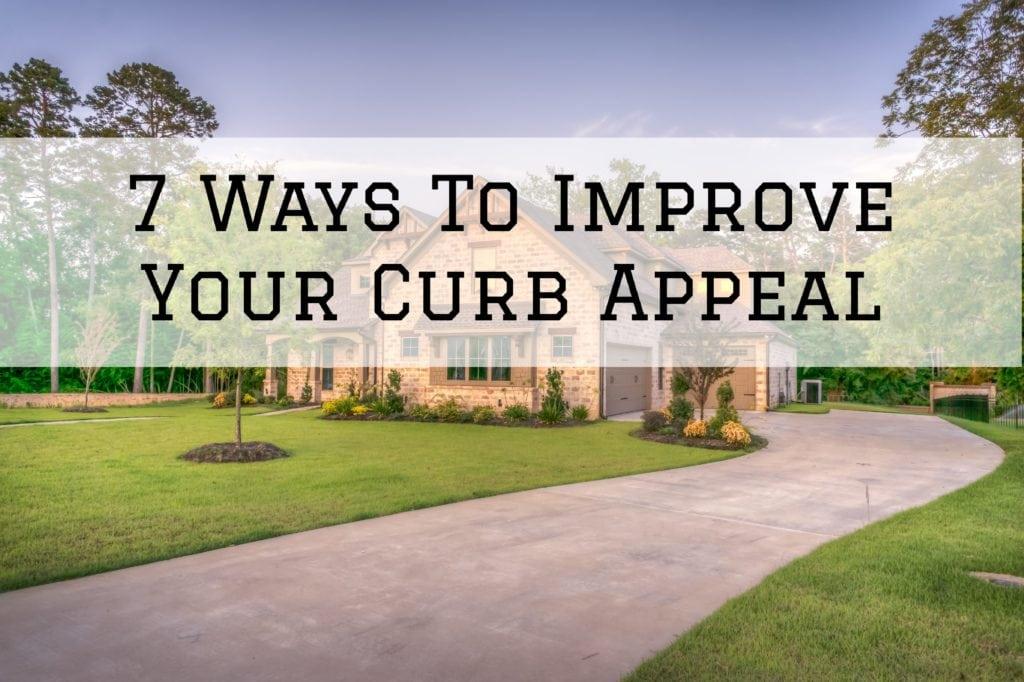 Improve Curb Appeal in Austin, TX