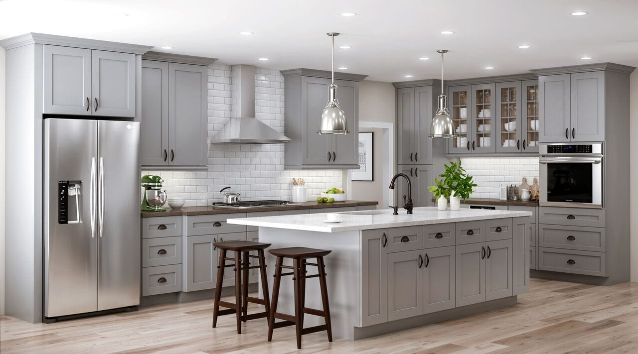 Cabinet Painting Contractors in Austin TX